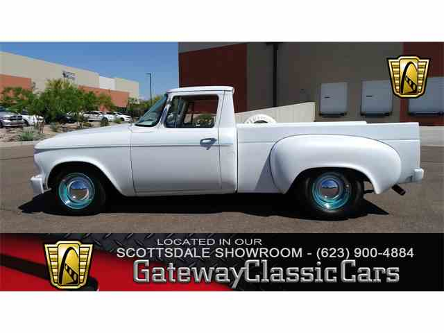 Picture of Classic 1961 Studebaker Pickup Offered by  - NE3U