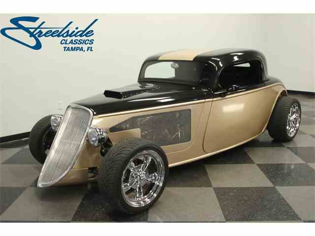 Picture of '33 3-Window Coupe - $56,995.00 Offered by  - NE43