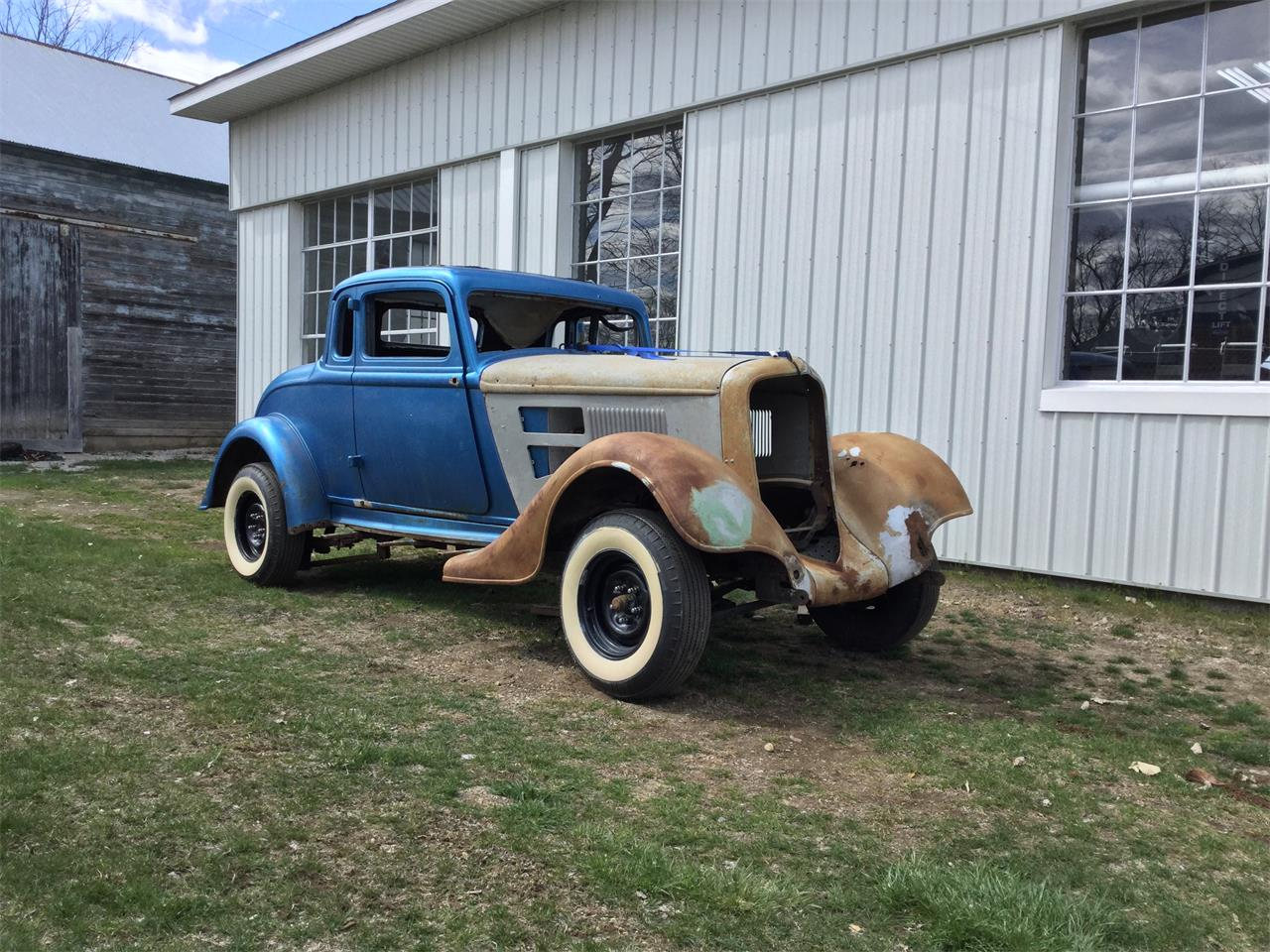 For Sale: 1934 Plymouth Coupe in Clarklake, Michigan