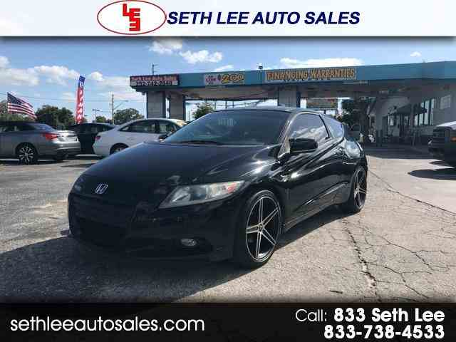 Picture of '11 CR-Z - ND5P