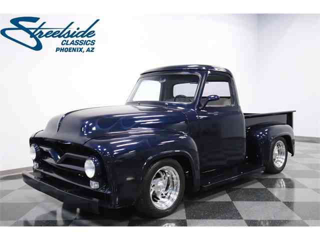Picture of Classic '55 F100 located in Mesa Arizona - $43,995.00 - NE51