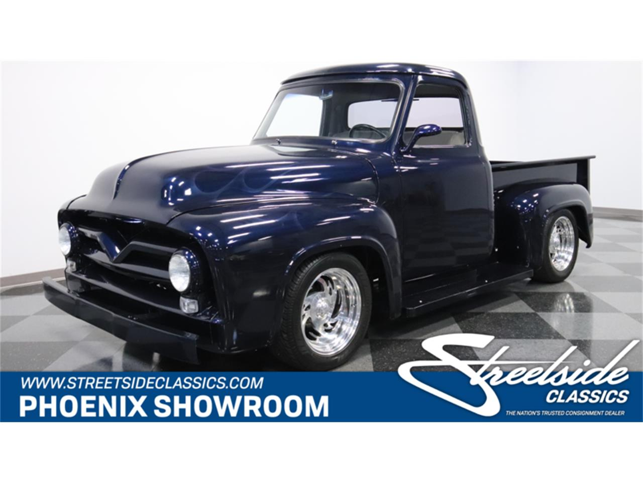 1955 Ford F100 For Sale Cc 1091413 Suspension Large Picture Of 55 Ne51