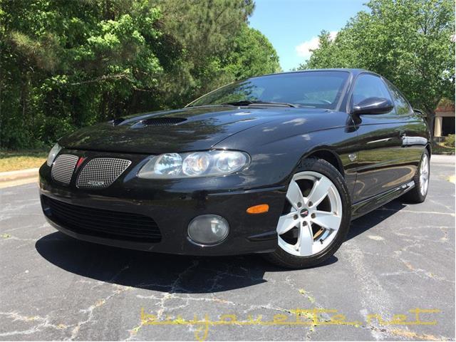Picture of '05 GTO - NE52