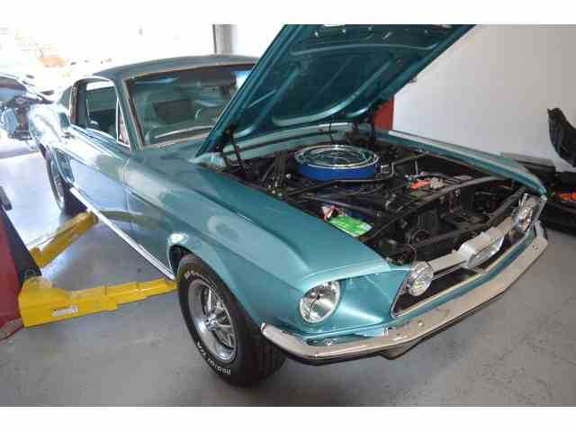 Picture of '67 Mustang - NE59