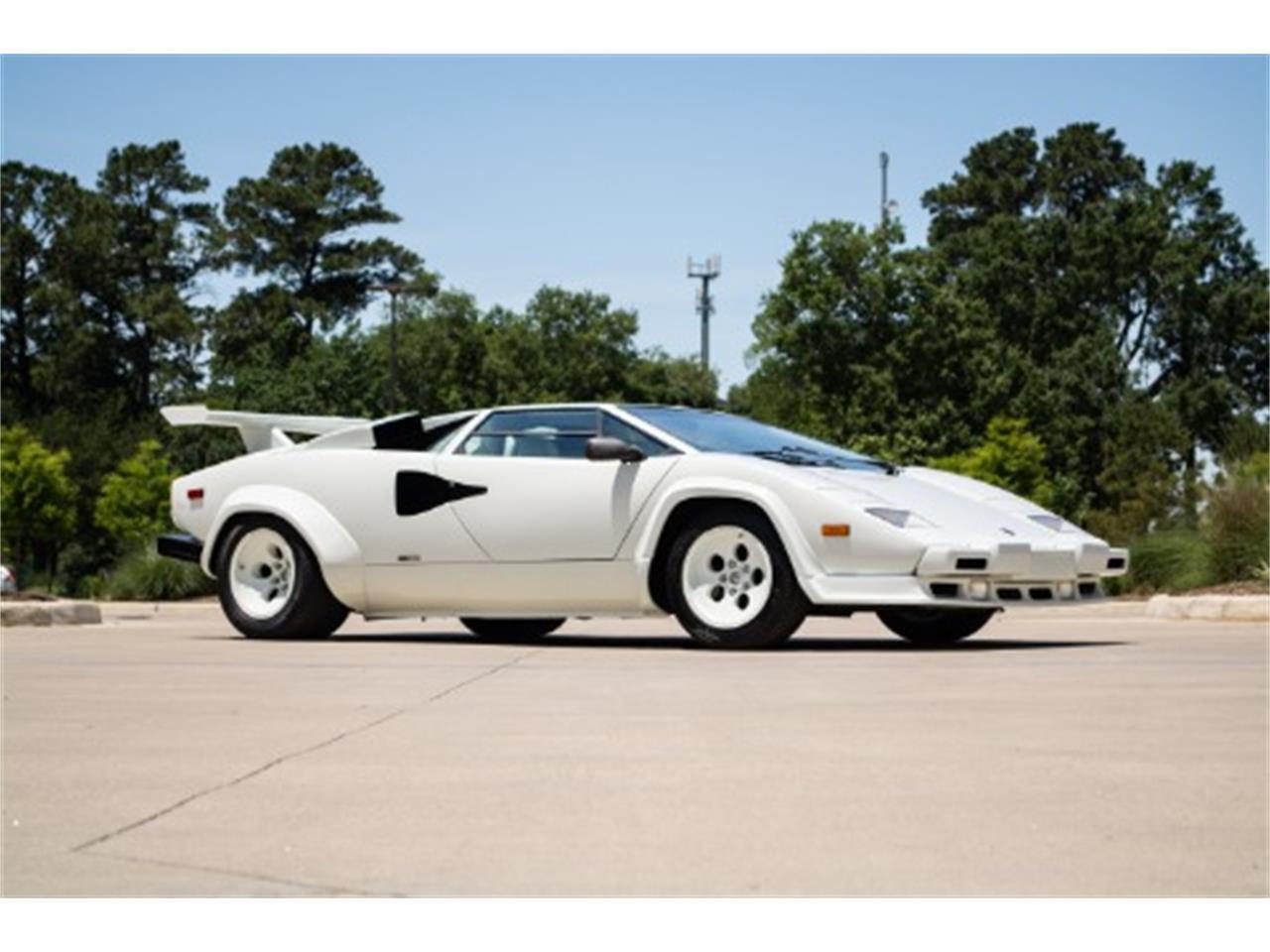 1987 Lamborghini Countach For Sale Classiccars Com Cc 1091425