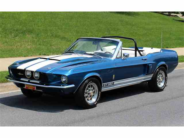 Picture of '67 Mustang - NE5H