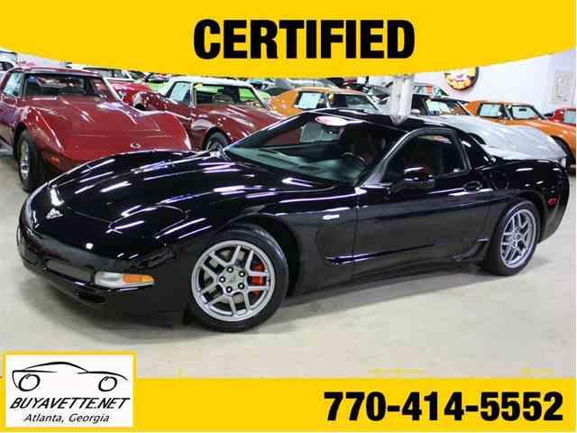 Picture of '03 Corvette located in Georgia - $26,999.00 - NE5O