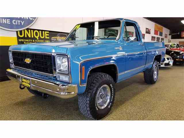 Picture of 1979 Chevrolet K-10 - $23,900.00 - NE5Q