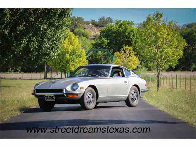 1972 to 1974 Datsun 240Z for Sale on ClassicCars.com