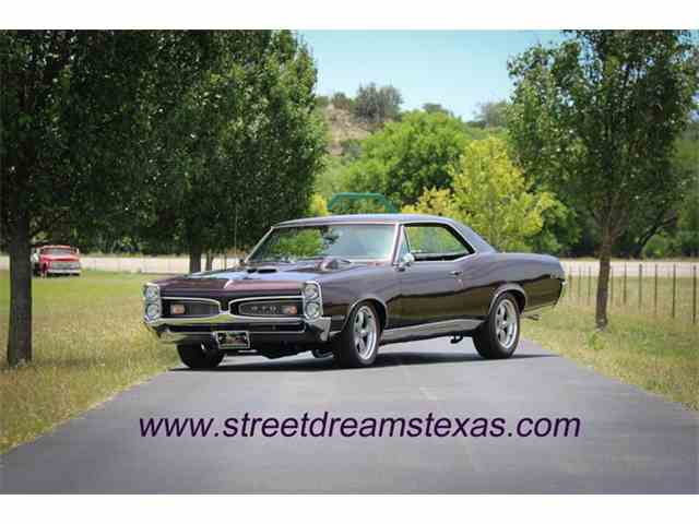 Picture of 1967 GTO - $69,500.00 Offered by  - NE60