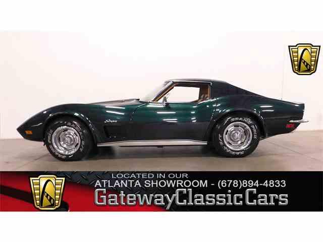Picture of Classic 1973 Corvette - NE6H