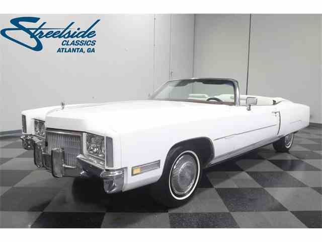 Picture of '71 Eldorado - NE6N