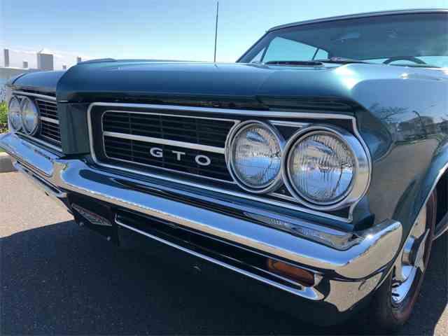 Picture of 1964 Pontiac GTO - NE6U