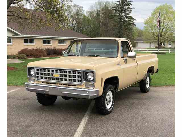 Picture of 1977 Chevrolet K-10 Offered by  - NE75