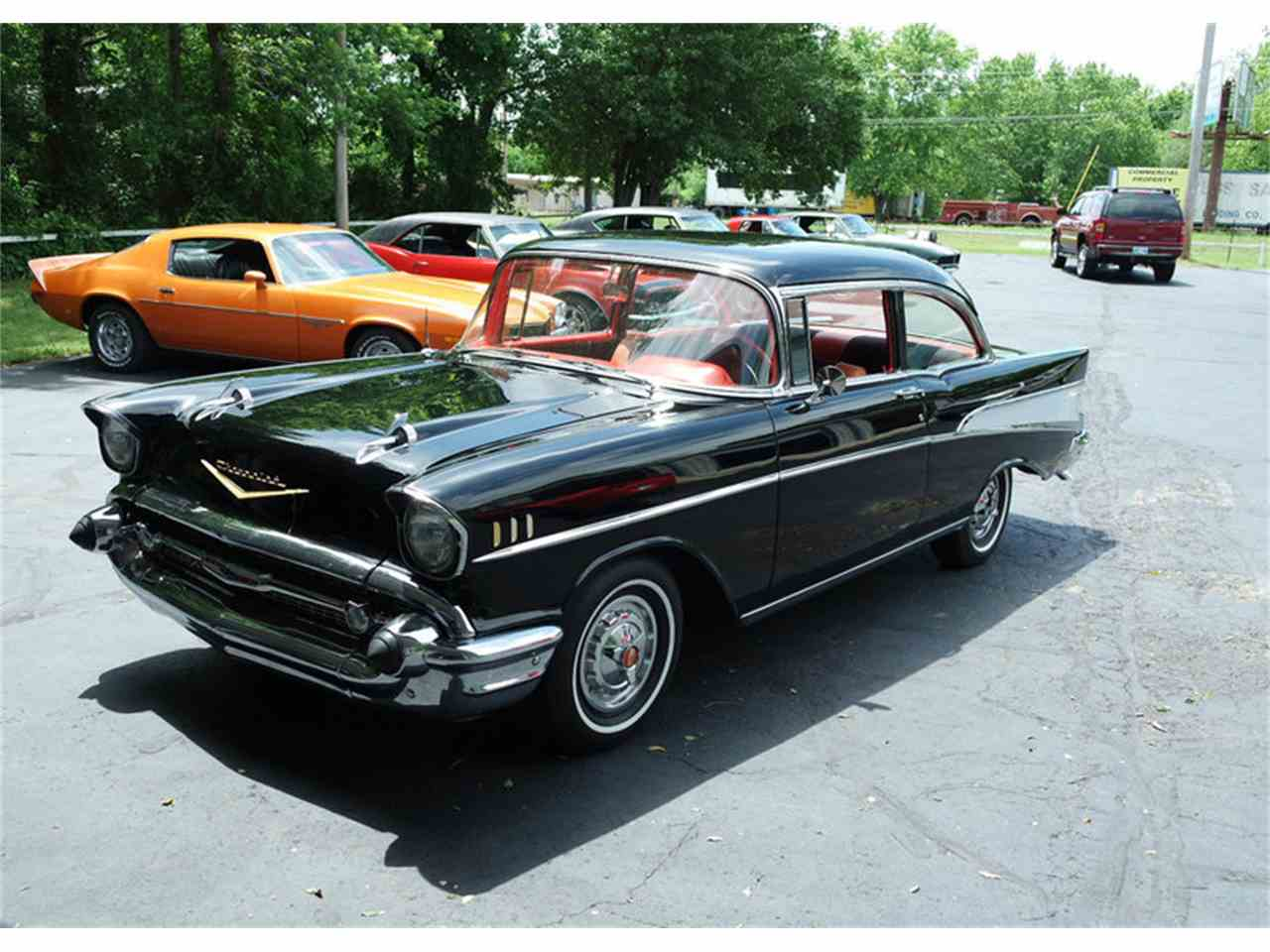 Large Picture of '57 Bel Air - NE7B