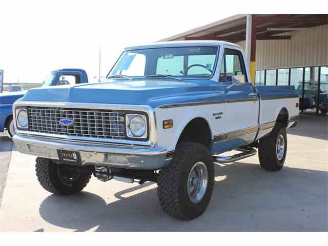 Picture of '72 K-10 - NE7Y