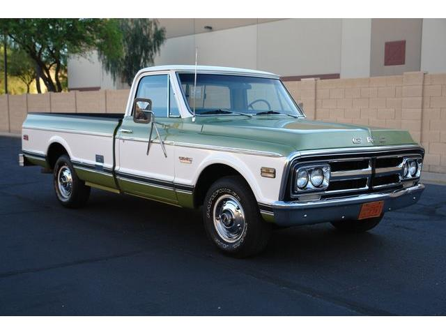 Picture of Classic 1972 GMC 1500 located in Arizona Offered by  - NE8H