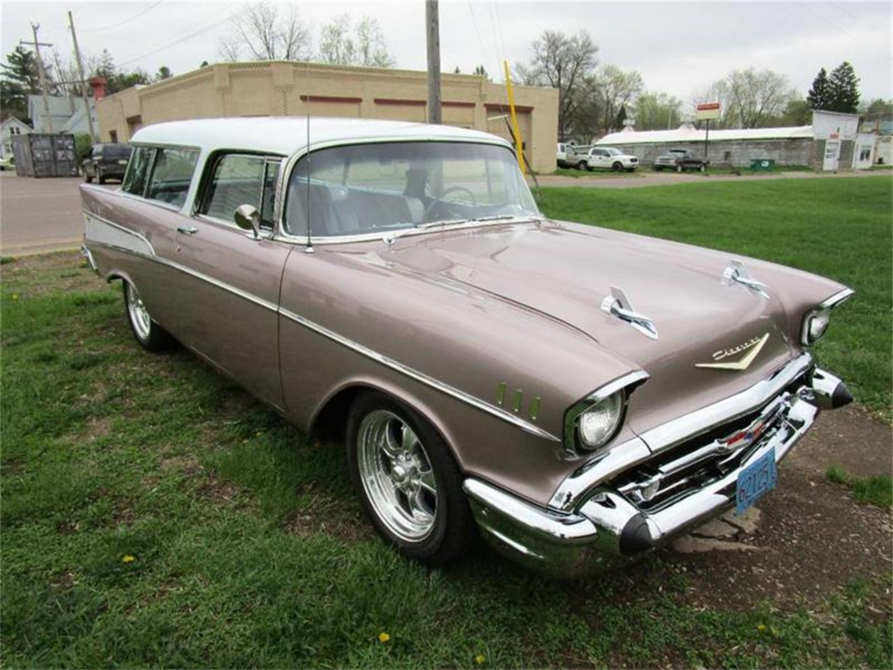 1957 Chevrolet Bel Air For Sale Cc 1091544 Chevy Fuse Box Location Large Picture Of 57 Ne8o