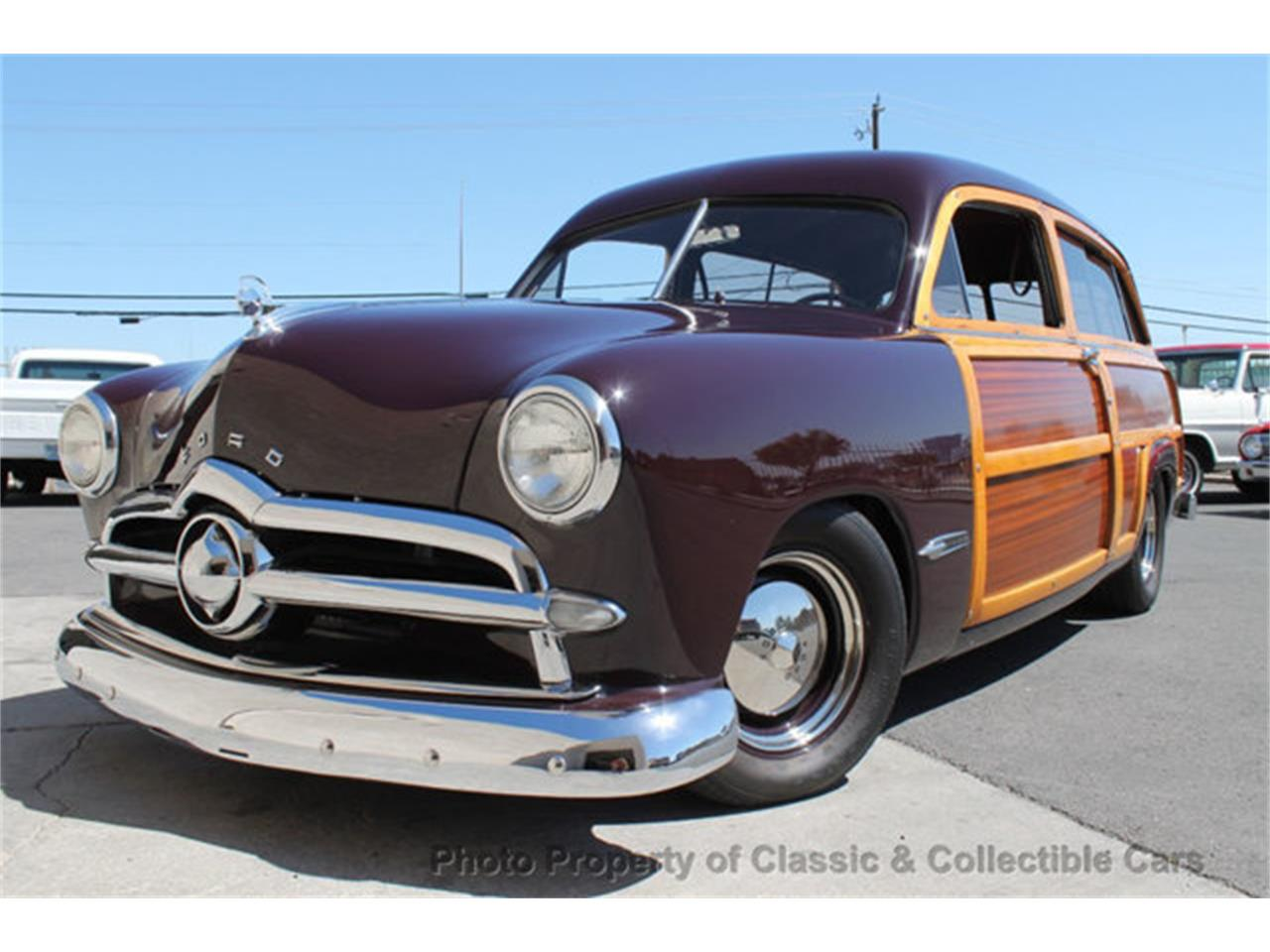 Large Picture of Classic 1949 Ford Deluxe - $59,500.00 - NE8P