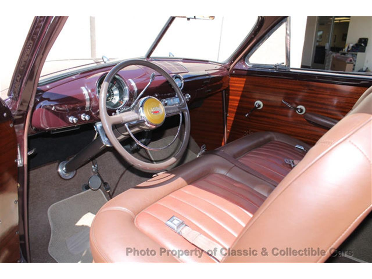 Large Picture of '49 Ford Deluxe - $59,500.00 Offered by Classic and Collectible Cars - NE8P
