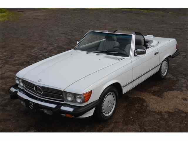 Picture of '89 560SL - ND63