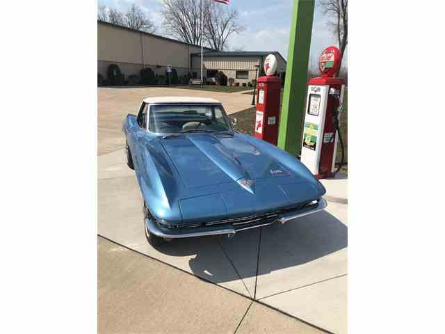 Picture of Classic '66 Chevrolet Corvette located in Carlisle Pennsylvania Auction Vehicle Offered by  - NE9C