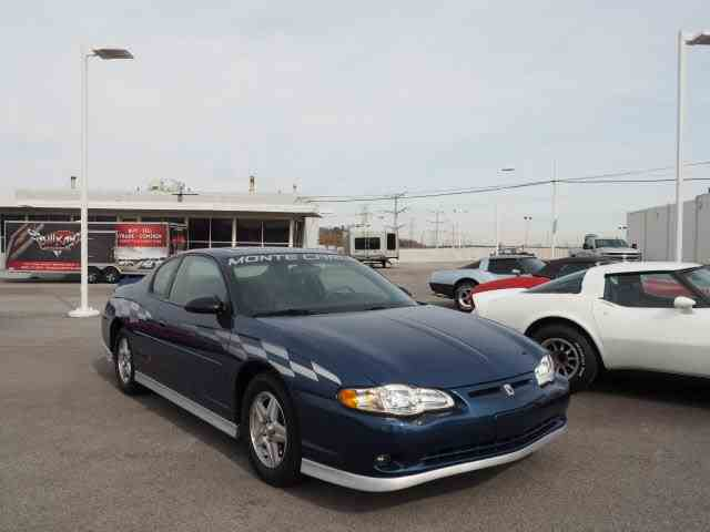 Picture of '03 Chevrolet Monte Carlo located in Illinois - $17,990.00 Offered by  - ND66