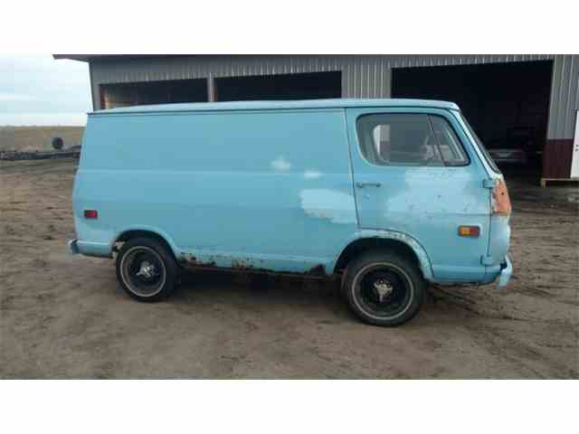 Picture of 1969 Van located in Parkers Prairie Minnesota - $2,800.00 Offered by  - NEB1