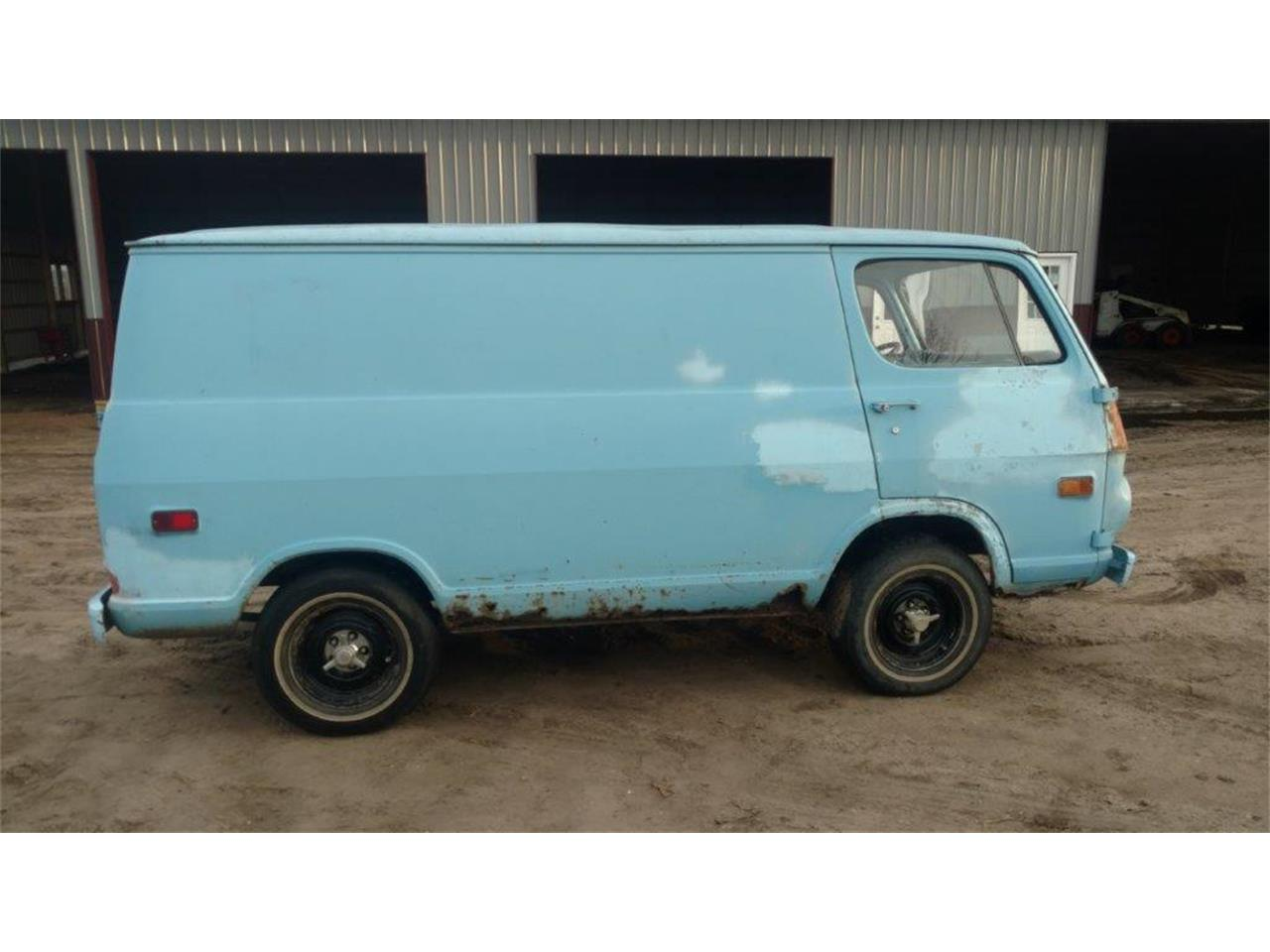 Large Picture of '69 Van - NEB1