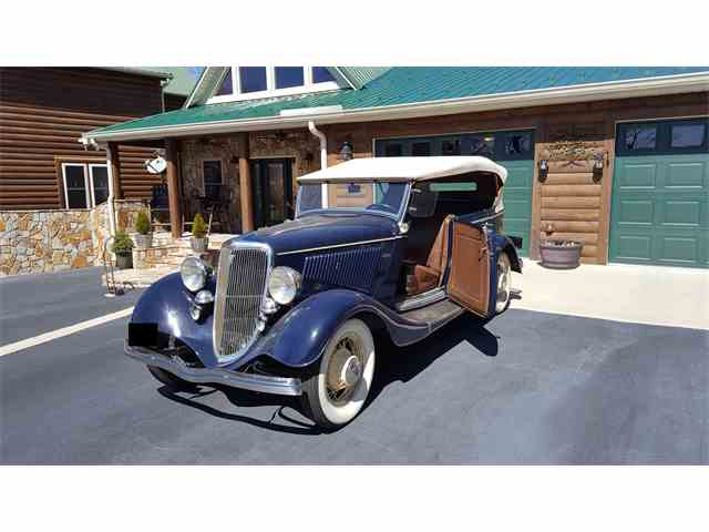Picture of Classic 1934 Phaeton Offered by a Private Seller - NEB5