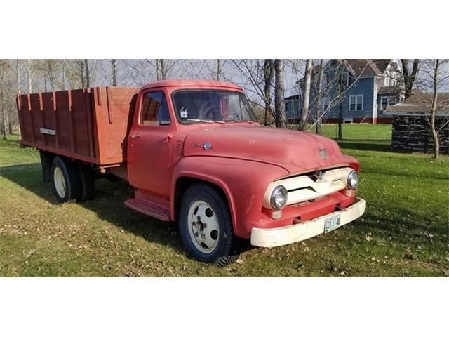 Picture of Classic '55 F600 Offered by  - NEBA