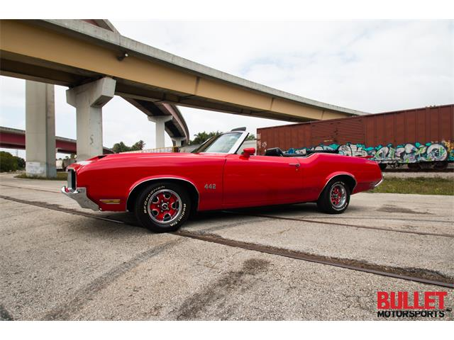 Picture of '72 Cutlass Supreme - NEBE