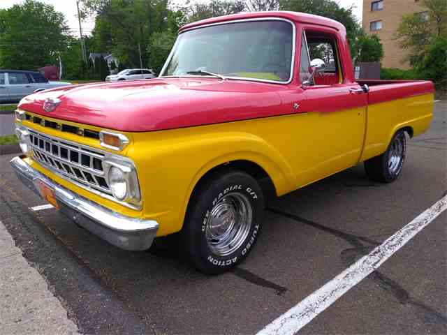 Picture of '65 F100 - NEBG