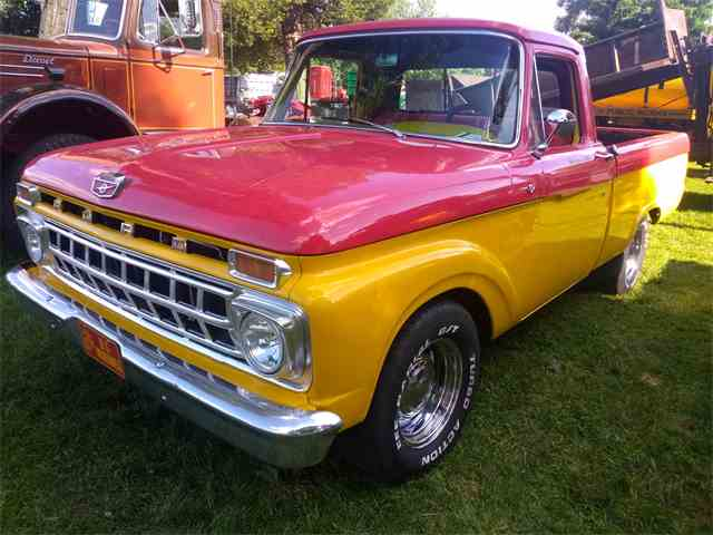 Picture of '65 Ford F100 located in Hamden Connecticut - NEBG
