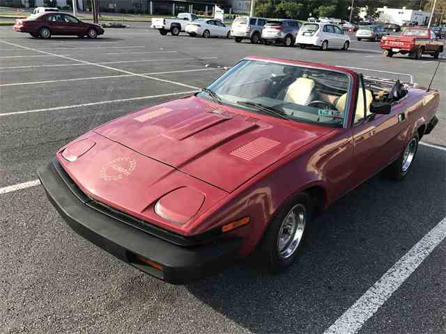 Picture of 1980 Triumph TR7 located in Bethlehem Pennsylvania - $8,000.00 Offered by a Private Seller - NEBI