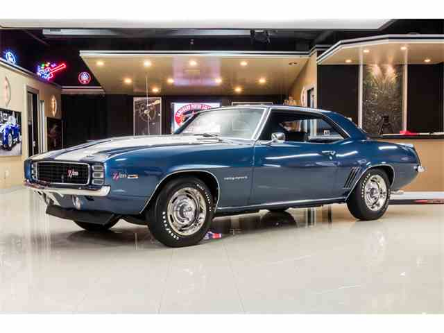 Picture of 1969 Camaro located in Michigan - $97,900.00 - ND6D