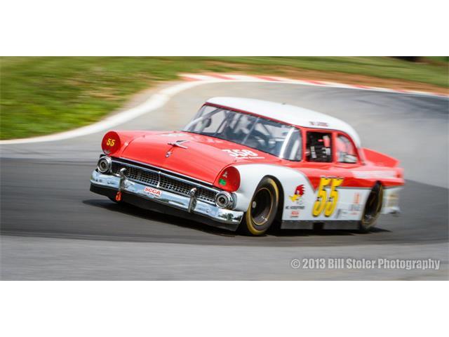 1955 Ford Race Car
