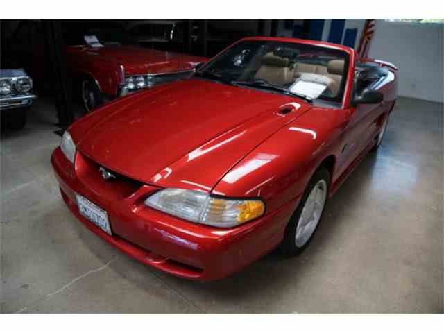 Picture of '95 Mustang - ND6G
