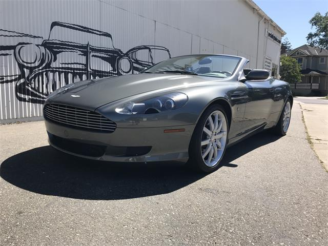Picture of '07 DB9 - NECG