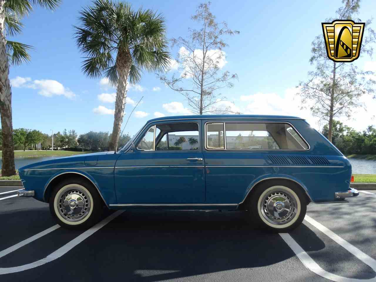1972 Volkswagen Type 3 For Sale Classiccars Com Cc 1091682