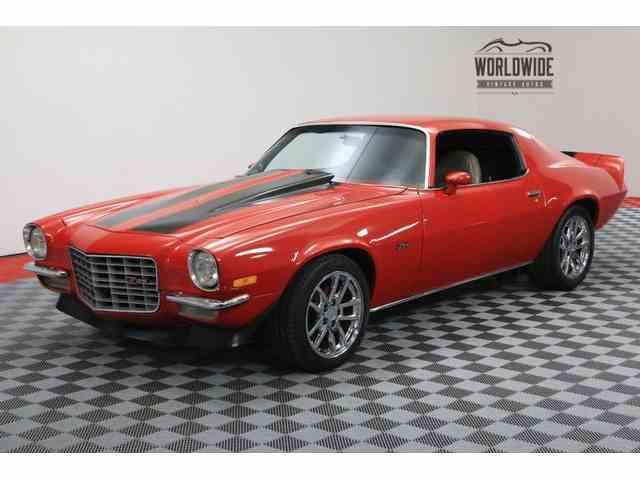 Picture of '72 Camaro - NECP