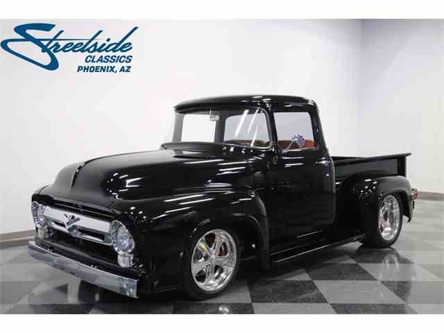 Picture of Classic 1956 Ford F100 - $99,995.00 - NEDJ