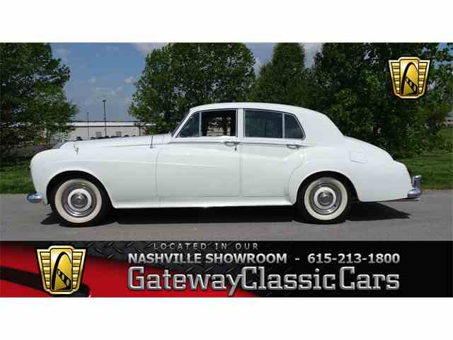Picture of Classic 1965 Rolls-Royce Silver Cloud located in Tennessee - $78,000.00 Offered by  - ND6K