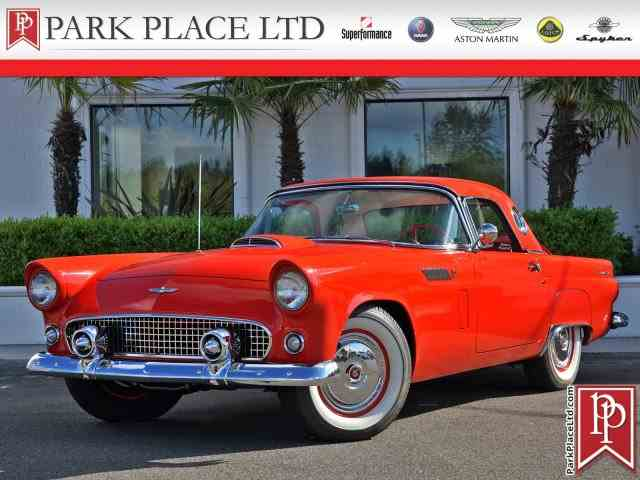 Picture of '56 Thunderbird - NEE4