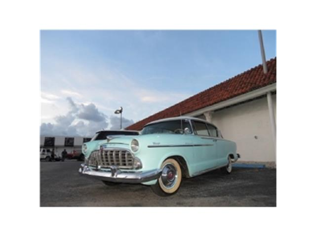 Picture of Classic 1955 Hudson Hornet located in Florida - $14,500.00 Offered by  - NEEA