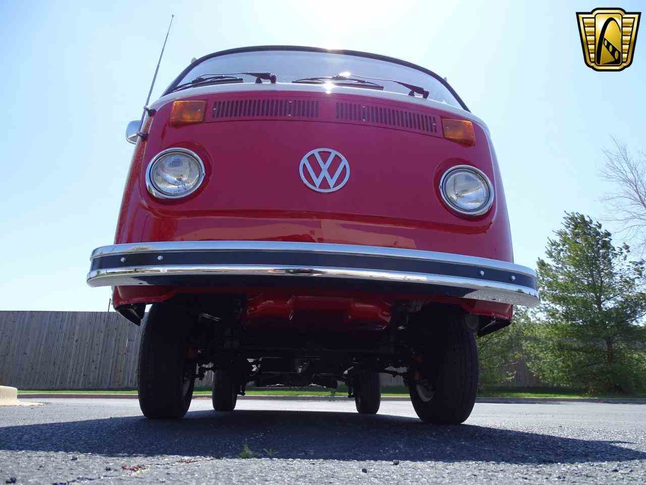 Large Picture of '74 Volkswagen Westfalia Camper located in Illinois - $34,995.00 - NEEL