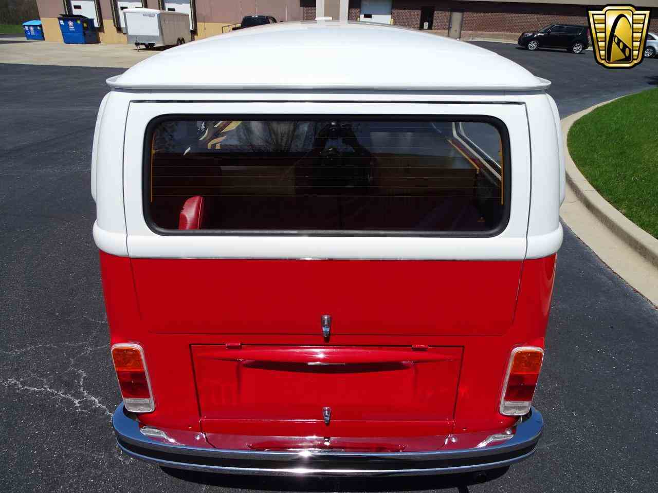 Large Picture of '74 Volkswagen Westfalia Camper located in Illinois - $34,995.00 Offered by Gateway Classic Cars - St. Louis - NEEL