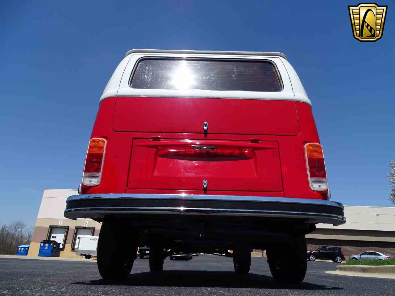 Large Picture of 1974 Volkswagen Westfalia Camper Offered by Gateway Classic Cars - St. Louis - NEEL