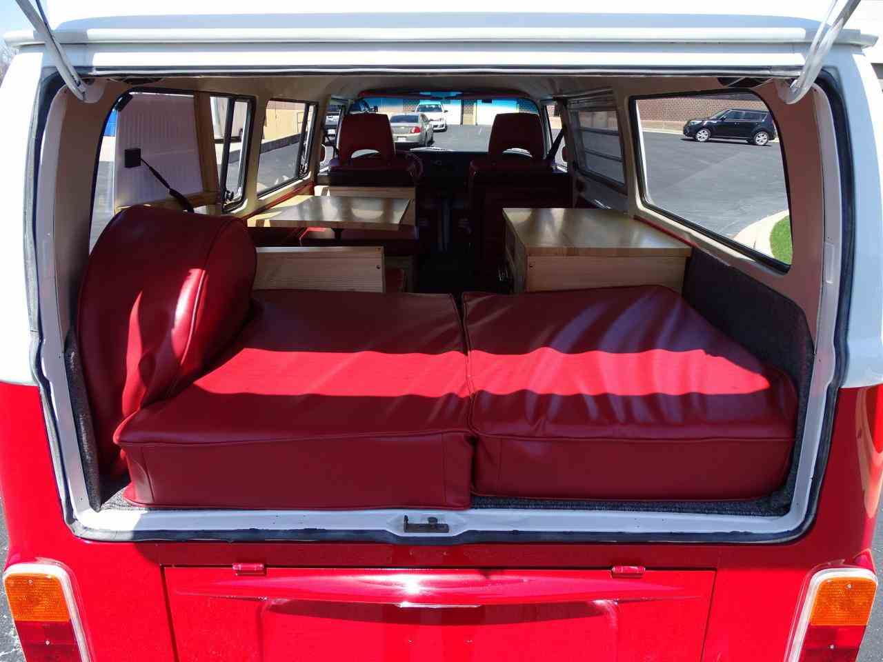 Large Picture of '74 Volkswagen Westfalia Camper located in O'Fallon Illinois - $34,995.00 Offered by Gateway Classic Cars - St. Louis - NEEL