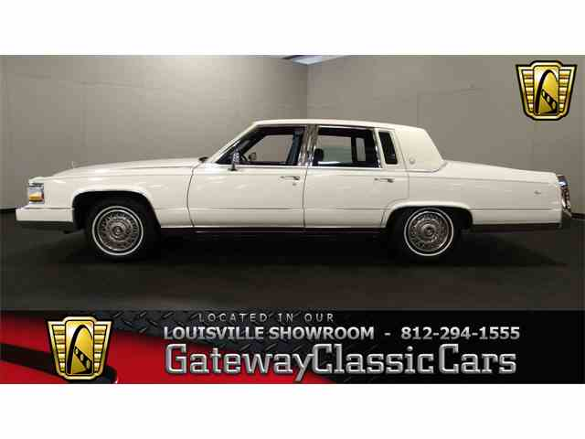 on for brougham sale cadillac classic american car classics autotrader cars